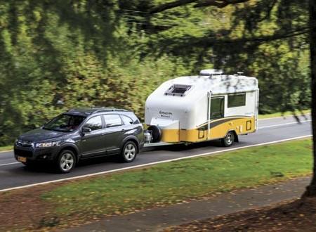The Karakampa caravan. Less is better.