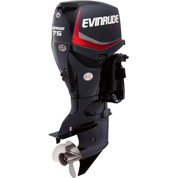 Review: Evinrude E-TEC 75hp Outboard   News & Reviews