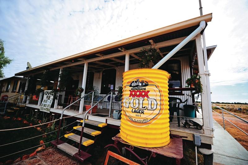 Adavale Pub, Adavale, Qld