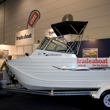 Win a Webster's Twinfisher runabout