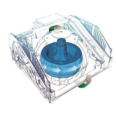 Seakeeper 2 gyroscopic stabiliser