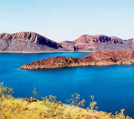 Lake Argyle WA