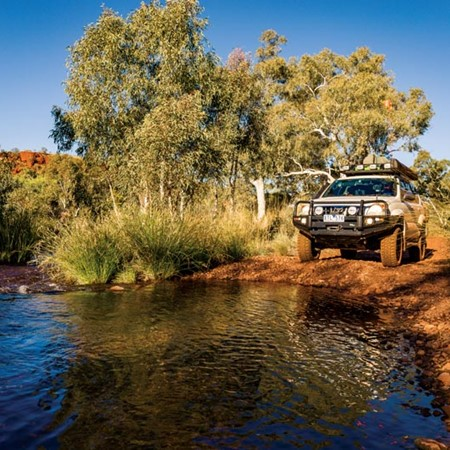 This WA Pilbara town offers some unexpected offroad day trips that are guaranteed to satisfy those w