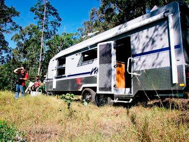 Top 5 caravans of 2010