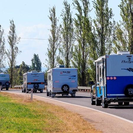 Best Aussie Vans showcases the best caravans in Australia.