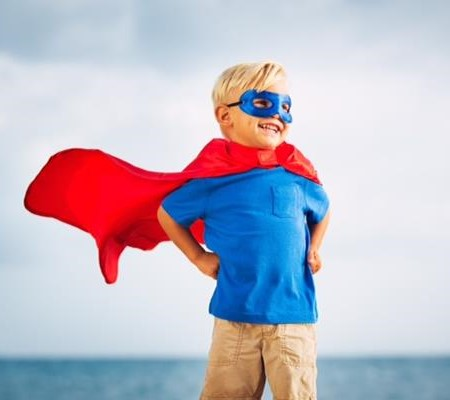 Camp Quality helps children living with cancer harness the superhero within.