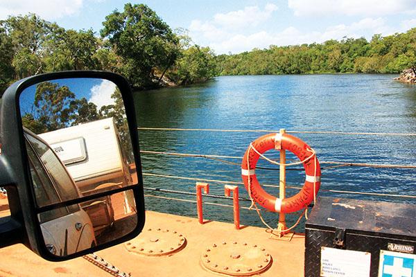 Cape YorkJardine River Ferry