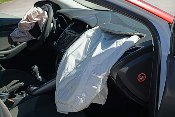 Defective Takata airbags recall
