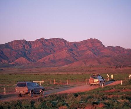 DESTINATION: FLINDERS RANGE, SOUTH AUSTRALIA