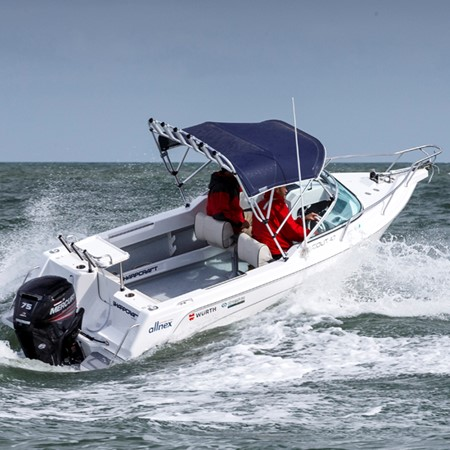 SharpCraft Scout 4.7 Rough Water Review Trade a Boat