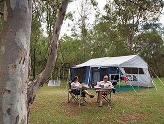 Johnno's Offroad Tourer camper trailer