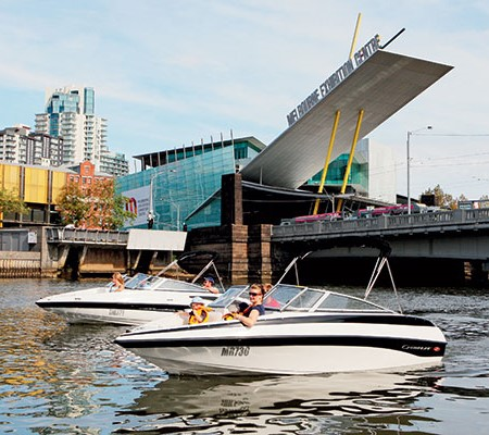 How to go fishing in city waterways