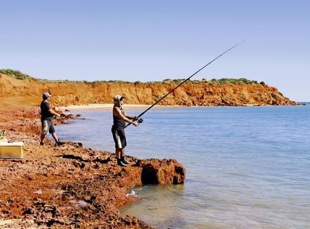 TRAVEL: SHARK BAY, WESTERN AUSTRALIA