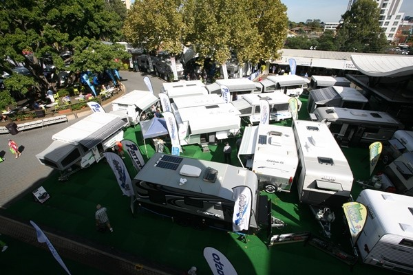 The caravan industry association is warning buyers to do their homework before they buy their new va