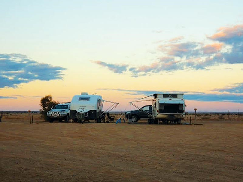 A Top Spot to Stay in Marree