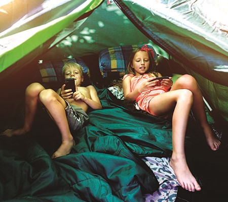 Top kid-friendly camping apps
