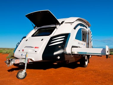 "The Caravan – now an ""Object of Design"""