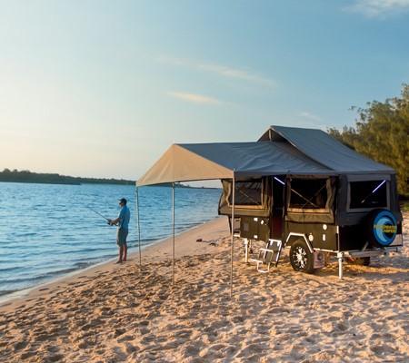 Broadwater Campers Fraser