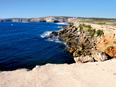 Travel: Whalers Way, SA