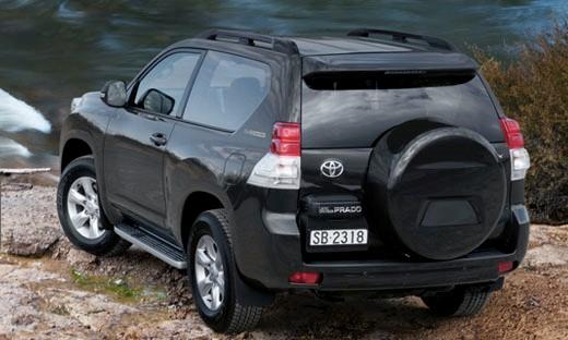 TOW TEST: Toyota Prado