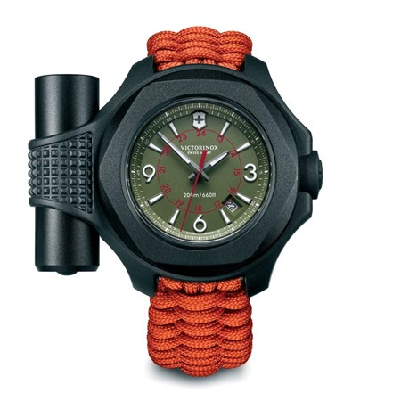 An extreme adventure calls for a high-performance watch