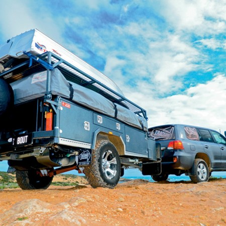 Trackabout Dakar SV Extenda