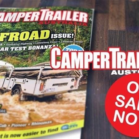 CAMPER TRAILER AUSTRALIA MAGAZINE NUMBER 65