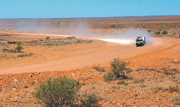 Before you head to the outback this year with your camper in tow, just think about your level of exp