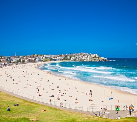 Bondi is Australia's most expensive beach.