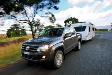 Tow test: Volkswagen Amarok
