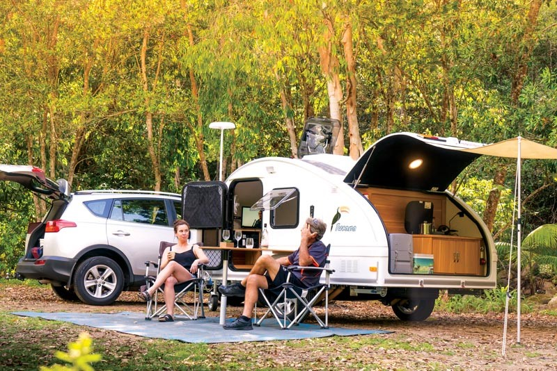 NSW Caravan Rego Slashed