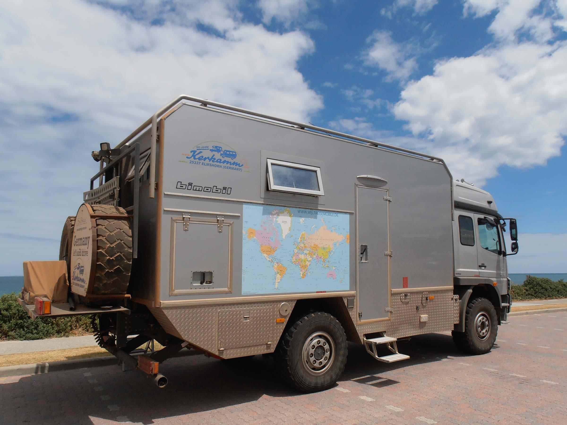 Kerkamm 10 tonne vehicle