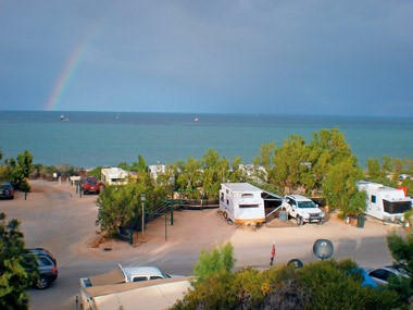 RV Travel: Shark Bay, WA