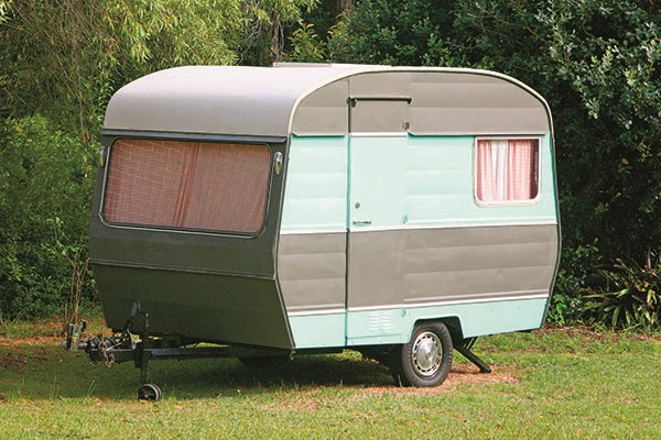 Many RVs are parked up and unused for extended periods of time, but even an annual wash, polish and