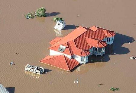 NEWS — Aqualuma helps Queensland flood victims