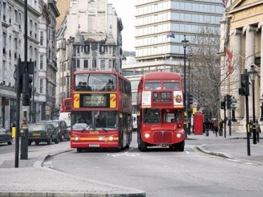 Double Decker bus - fast facts