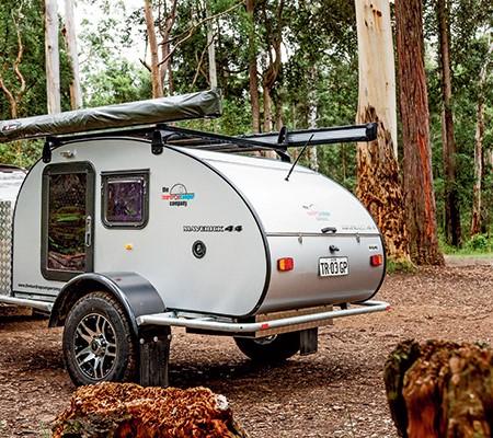 Teardrop Camper Company Maverick