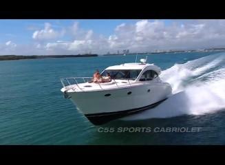 Maritimo C55 Sports Cabriolet
