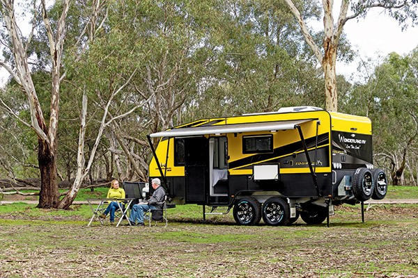 Wonderland RV Amaroo Hornet LE Video Review