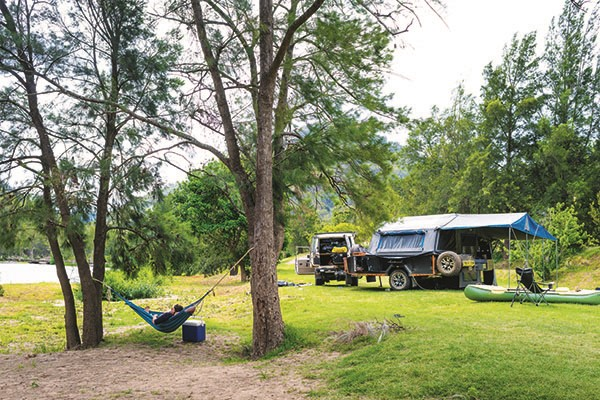 Top Riverside Campsites: Part 1