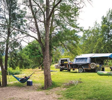 Top Riverside Campsites: Part 1