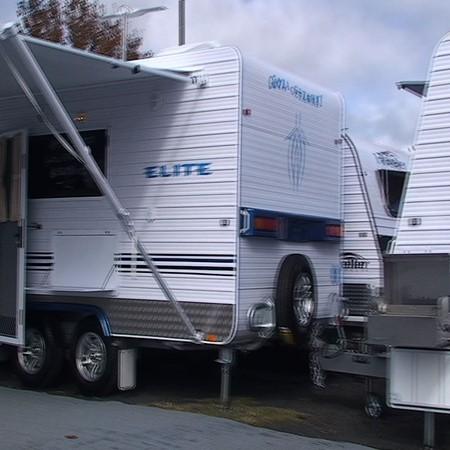 2009 Victoria Caravan Show