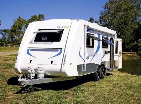 TALVOR 650B CARAVAN REVIEW
