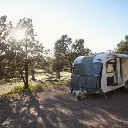 Video Review: Bailey Verona caravan