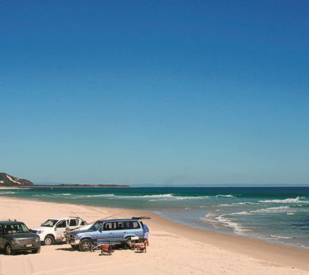 Moreton Island is the perfect place for a long weekend away, or an even longer, relaxing stay in thi