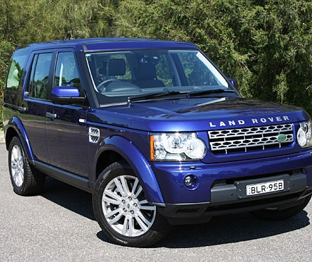 Towing test: Land Rover Discovery