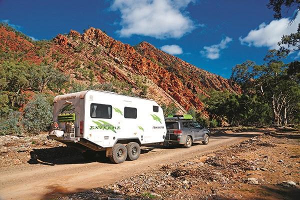 Trakmaster Pilbara Extreme A maiden voyage