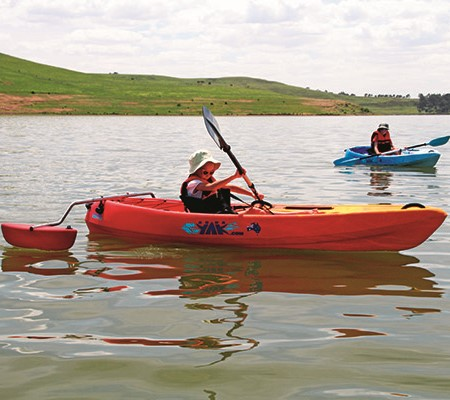 AquaYak is a Melbourne-based kayak manufacturer which sells yaks nationwide through a network of ded