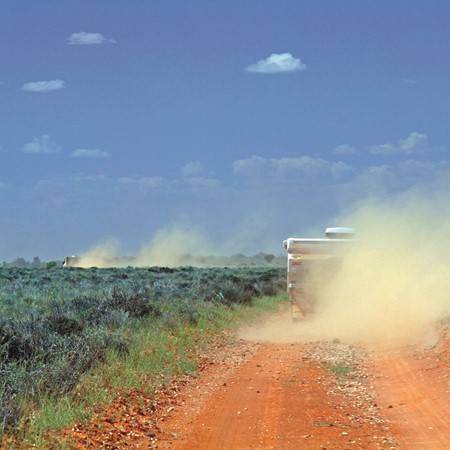 Australia produces some of the finest dust in the world and keeping it out can be a real battle.