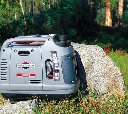 Briggs & Stratton PowerSmart Series Inverter Generator